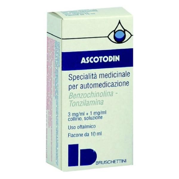 Brunac 5% Acetilcisteina Collirio 5 ml