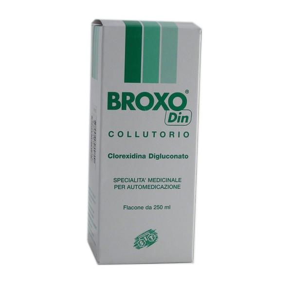 Broxodin Collutorio 0,20 Clorexidina Disinfettante 250ml