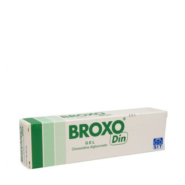 Broxodin Gel Gengivale Disinfettante Clorexidina 0,2% 30 ml