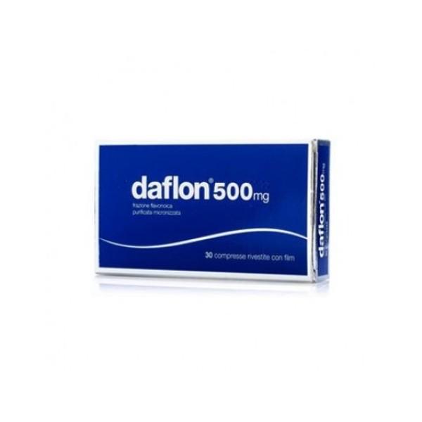 Daflon 500mg 30 Compresse rivestite