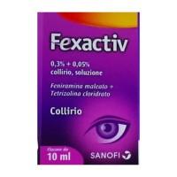Fexactiv Collirio Antiallergico Multidose 10 ml