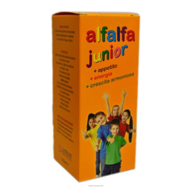 Cemon Alfalfa Junior 125 ml Sciroppo Ricostituente