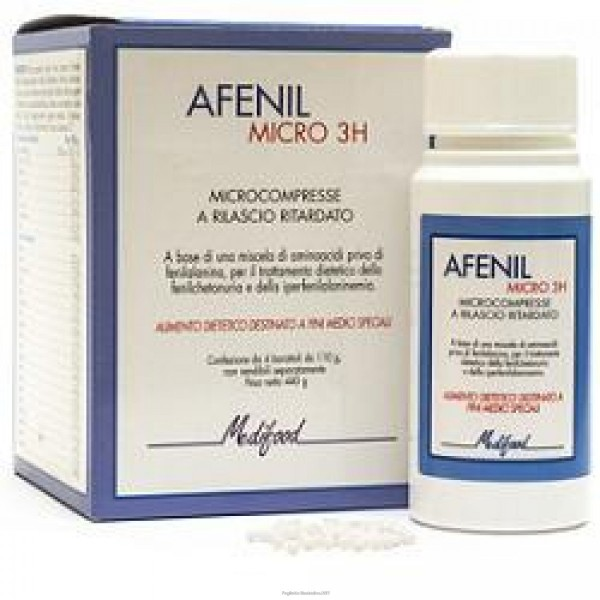 Afenil Micro 3H 4 x 110 grammi