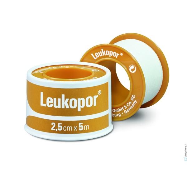 CER ROC LEUKOPOR 2,5X500CM