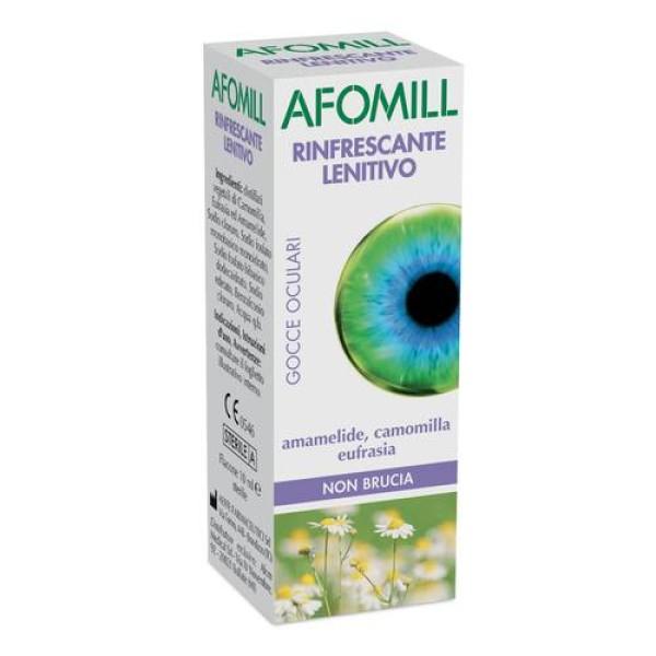 Afomill Rinfrescante Lenitivo Collirio Gocce 10 ml
