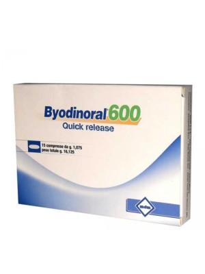 Byodinoral 600 15 Compresse - Integratore Alimentare