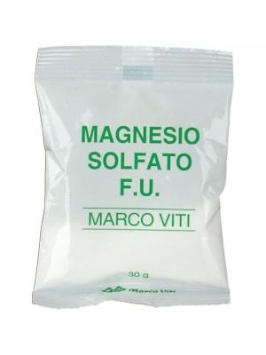 Magnesio Solfato Fu Viti 30 grammi
