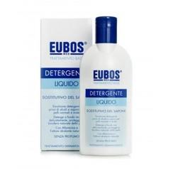 Eubos Detergente Liquido Sostitutivo Sapone 400 ml