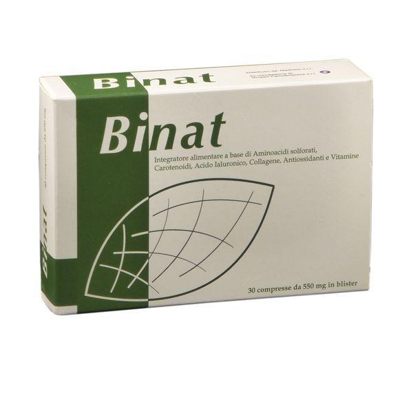 Binat 30 compresse - Integratore Alimentare