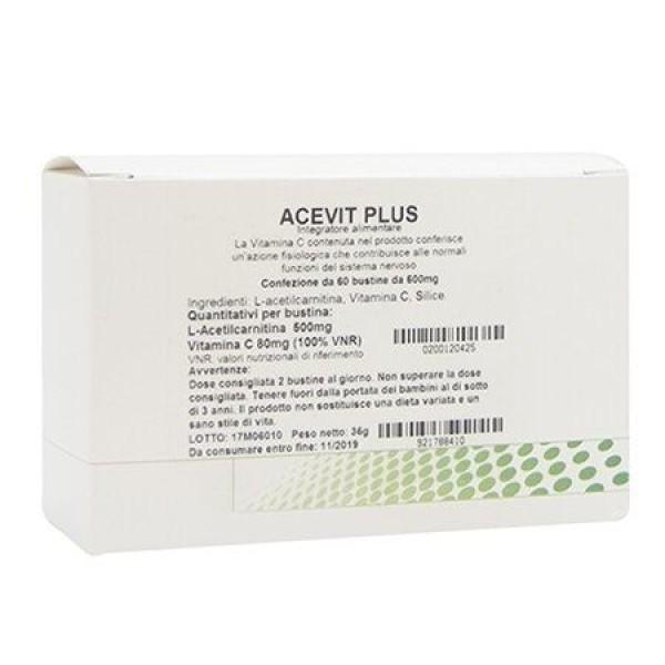 ACEVIT Plus 60 Bust.