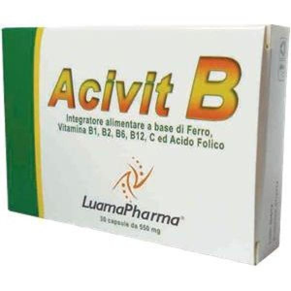 ACIVIT B 30 Cps