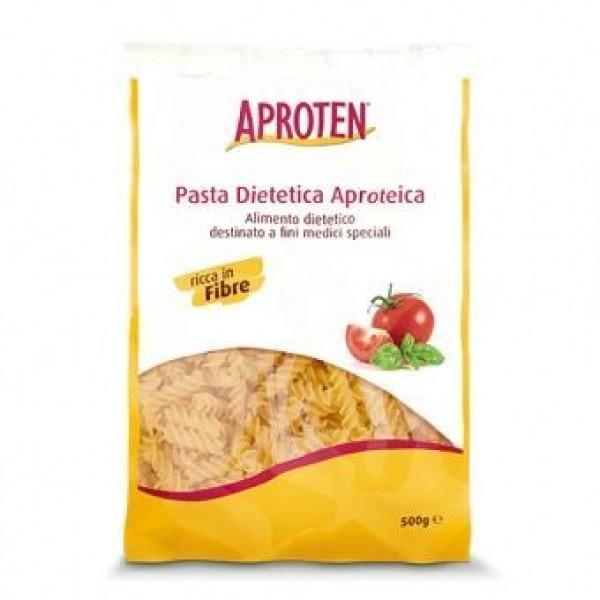 Aproten Pasta Dietetica Aproteica Fusilli 500 grammi