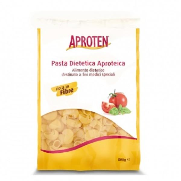 Aproten Pasta Dietetica Aproteica Pipe 500 grammi