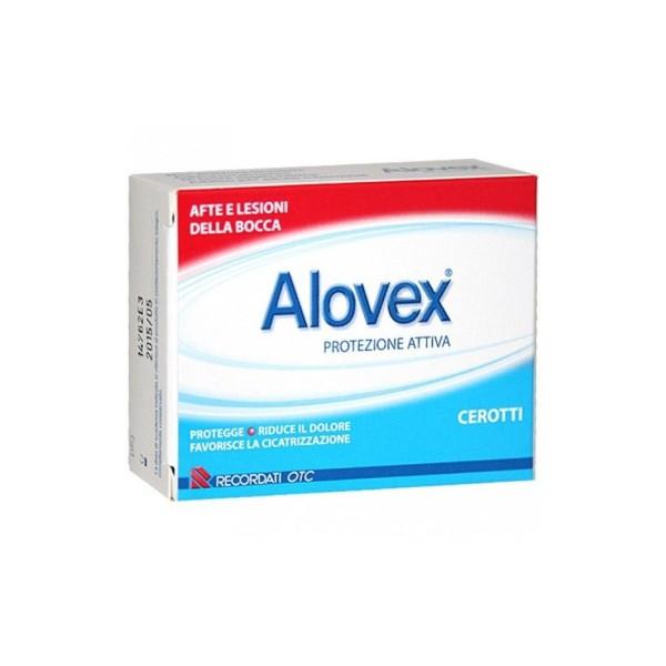 Alovex Protezione Attiva Cerotti Anti Afte 15 Pezzi