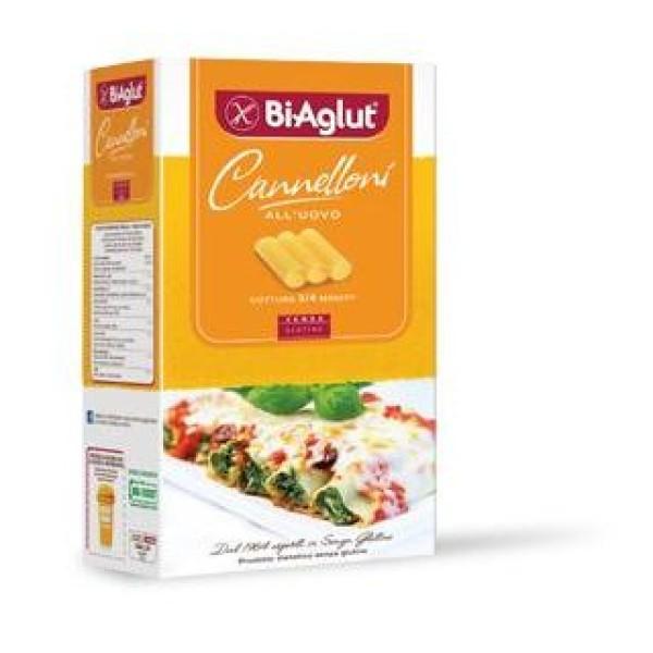 Biaglut Cannelloni Pasta all'Uovo Senza Glutine 200 grammi