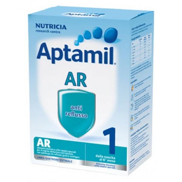 Aptamil AR 1 Latte in Polvere 2 x 300 grammi