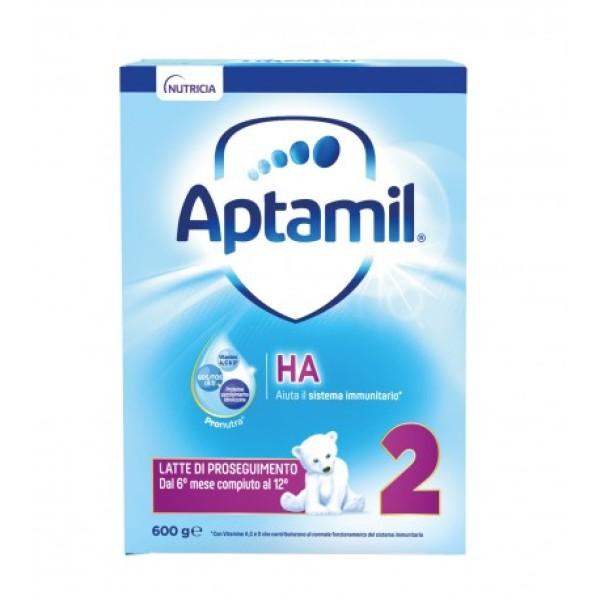 Aptamil HA 2 Latte in Polvere 600 grammi
