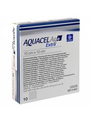 AQUACEL AG + EXTRA 10X10CM 10P
