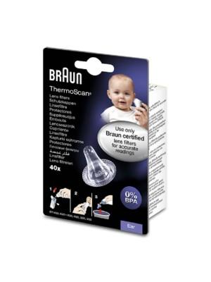 Braun ThermoScan Coprilente Ricambio per Termometro Auricolare