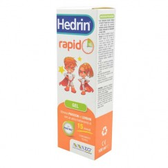 Hedrin Rapido Gel Liquido Antipediculosi 100 ml