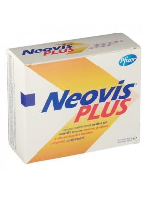 Neovis Plus 20 Bustine - Integratore Sali Minerali e Creatina