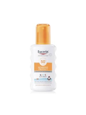 Eucerin Sun Kids Spray Corpo Bambino SPF 50+ 200 ml