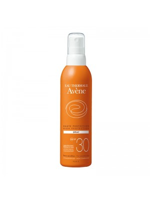 Avene Solare Spray Corpo SPF 30 200 ml
