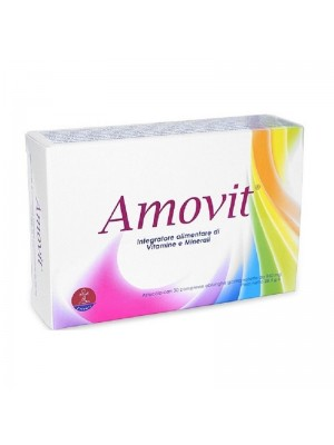 Amovit 30 Compresse - Integratore Alimentare