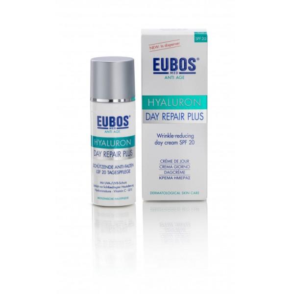 Eubos HyaluronRepair e Protect SPF 20 Crema Anti-Age 50 ml