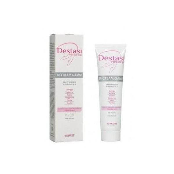 Destasi Perfect Legs BB Cream Gambe 03 Crema Tonificante Uniformante 100 ml