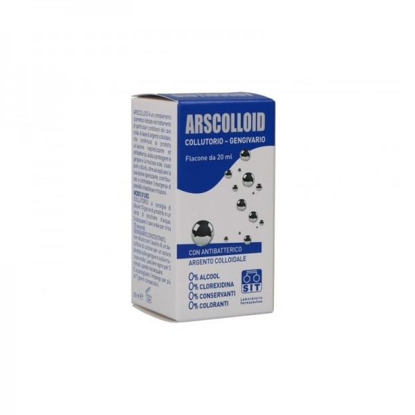 Arscolloid Collutorio Gengivale 20 ml