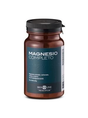 Bios Line Principium Magnesio Completo Polvere 400 grammi - Integratore Alimentare