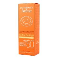 Avene Solare Crema Viso Anti-Age SPF 50+ 50ml