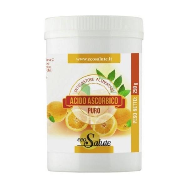 Acido Ascorbico Puro 250 grammi