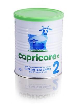 Capricare 2 Latte in Polvere 400gr
