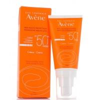Avene Solare Crema Alta SPF 50+ Protezione Viso 50 ml