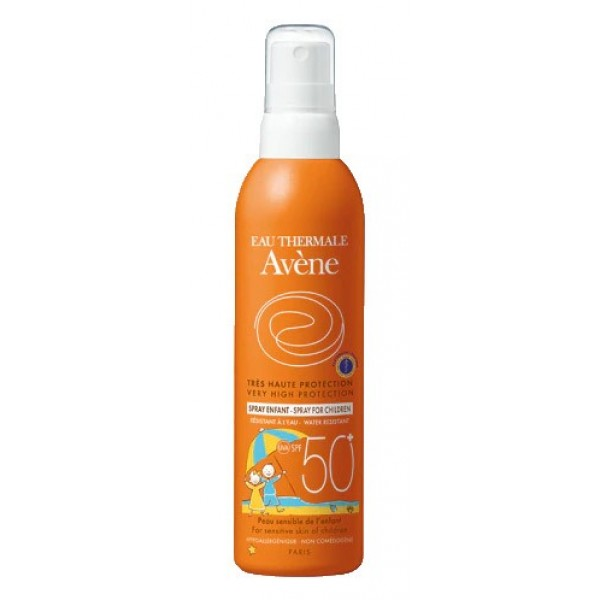 Avene Spray Corpo Bambino SPF 50+ 200ml