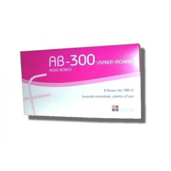 AB 300 Combi 10 Capsule Vaginali + Tubo 30 grammi