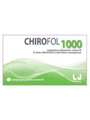 Chirofol 1000 16 Compresse - Integratore Alimentare