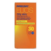 Immuno Elios Oily Skin Crema Gel Solare SPF 30 30 ml