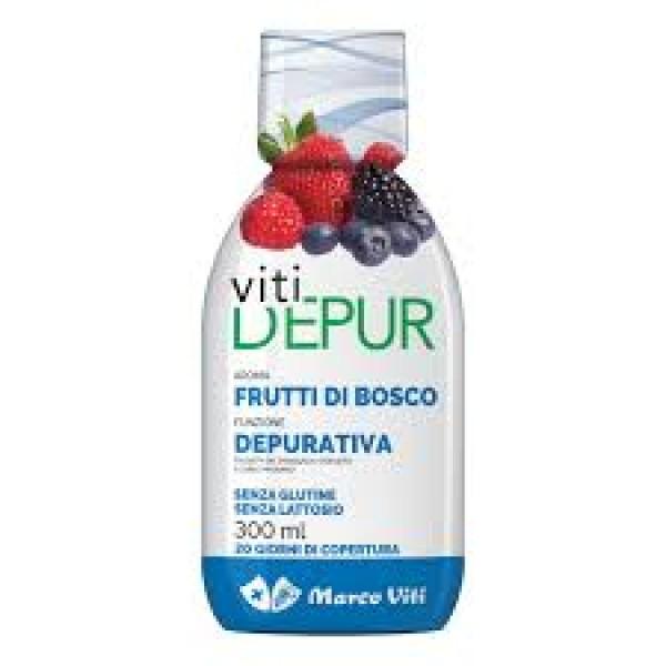 Marco Viti Depura Plus Frutti di Bosco 500 ml