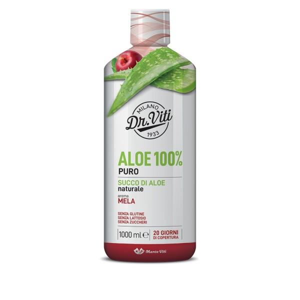 Marco Viti Aloe 100% Puro Aroma Mela 1000 ml