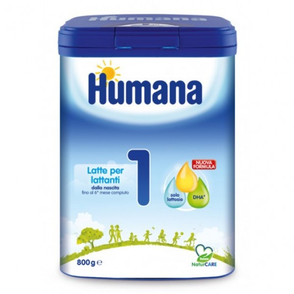 Humana 1 Probalance Latte in Polvere 800 grammi