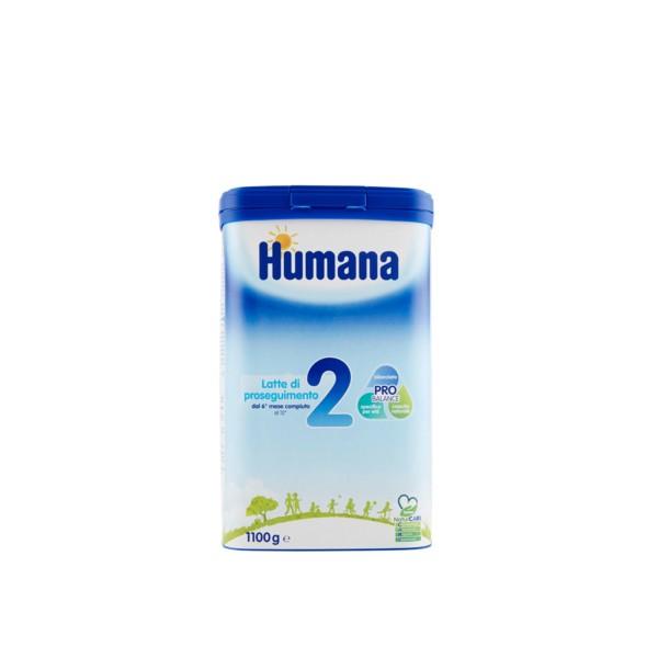 Humana 2 Probal Latte in Polvere 1100 grammi