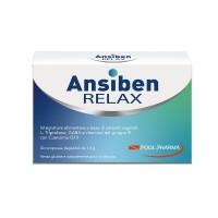 Ansiben Relax 30 Compresse - Integratore contro Ansia e Stress