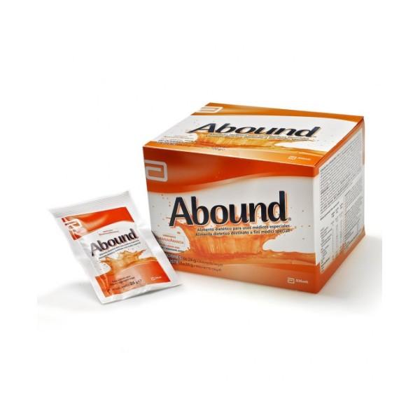 Abound Arancia 14 Bustine - Integratore a Fini Medici Speciali con Aminoacidi