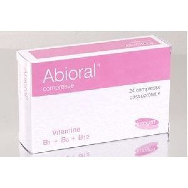 ABIORAL 24 Cpr