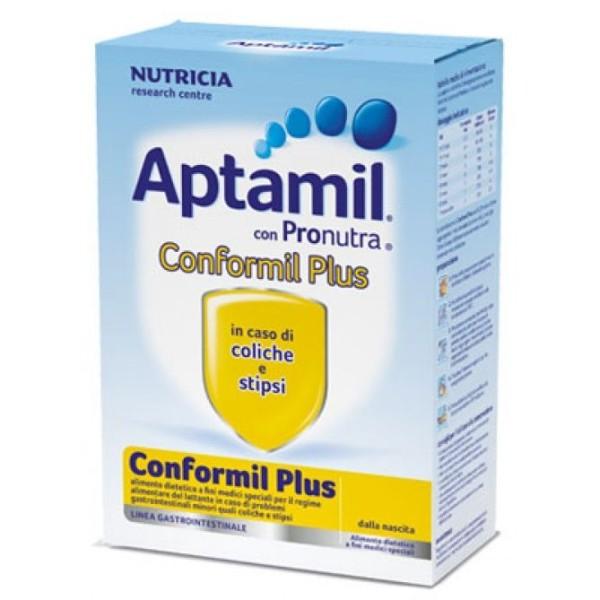 Aptamil Conformil Plus Latte in Polvere 2 x 300 grammi