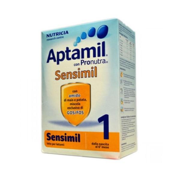 Aptamil Sensimil 1 Latte in Polvere 2 x 300 grammi