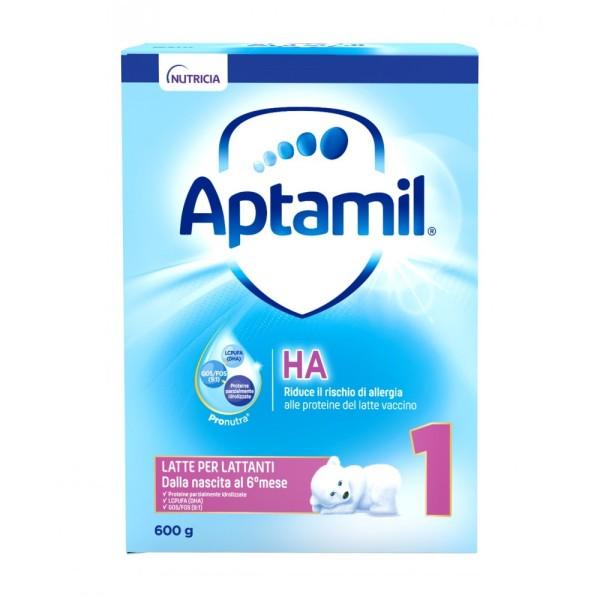 Aptamil HA 1 Latte in Polvere a Fini Medici Speciali 2 x 300 grammi